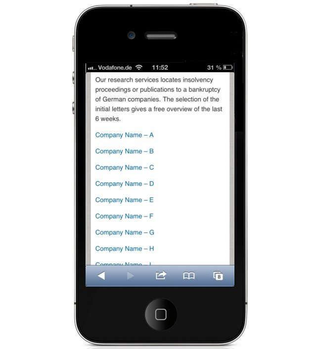 iphone-app-free-insolvency-listings-letters