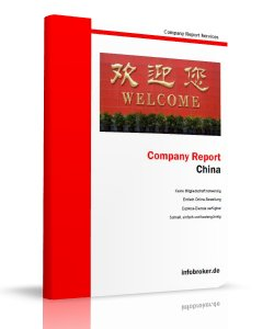 China Company Report